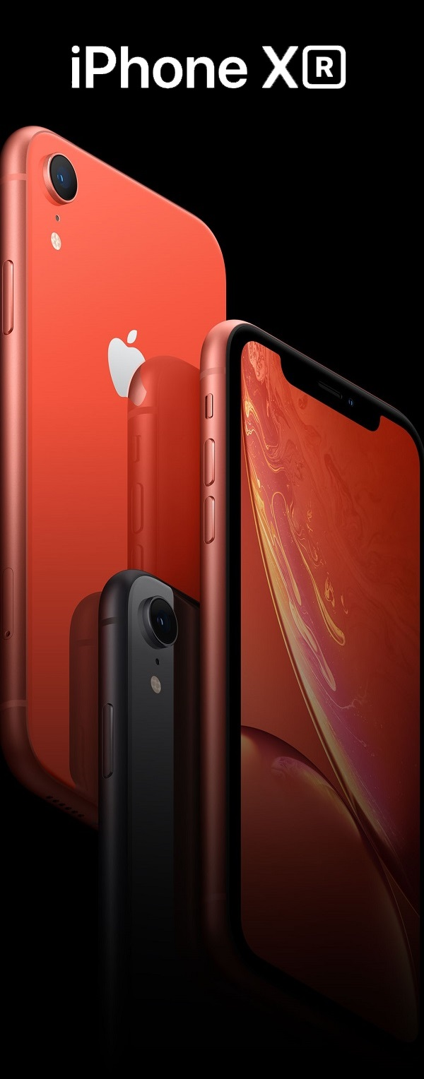 "Brand New Apple iPhone XR 6.1"" Liquid Retina All Screen 4G LTE FaceID 12MP Camera Bluetooth IP67 Waterproof for Outdoor 29"