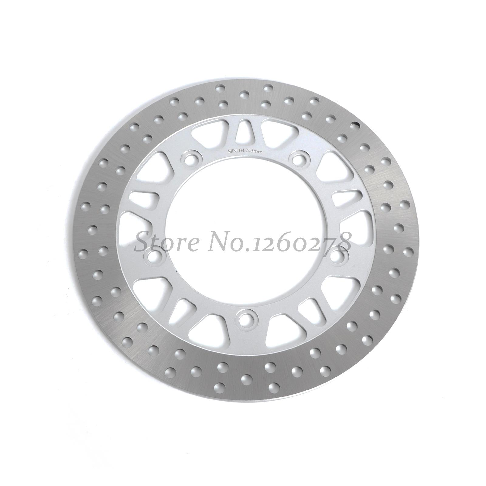 New Motorcycle Front Rotor Brake Disc For Suzuki AN 250 400 K7 ZK7 K8 ZK8 K9