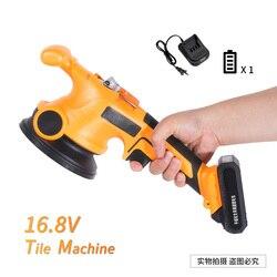 16.8V Tegel Machines Professionele Betegelen Tool Tegel Vibrator Machine Voor Leggen Tegels Floor Leveling Gereedschap Bouw Tool