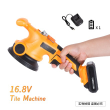16.8V Tile Machines Professional Tiling Tool Tile Vibrator Machine For Laying Tiles Floor Leveling Tools Construction Tool