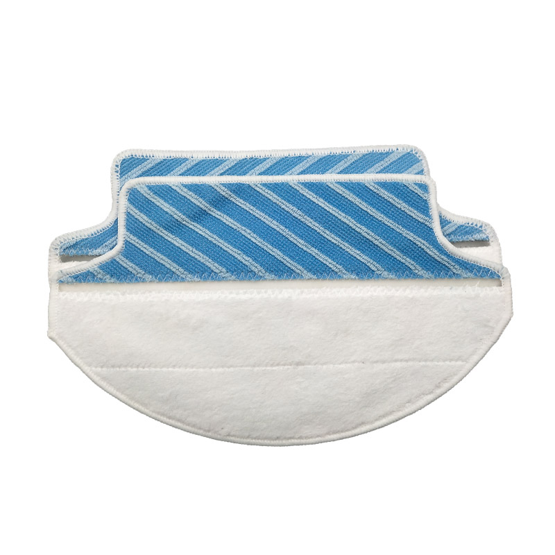 3x Cleaning Cloth Mop Pads For Ecovacs Deebot Dt85 Dt83