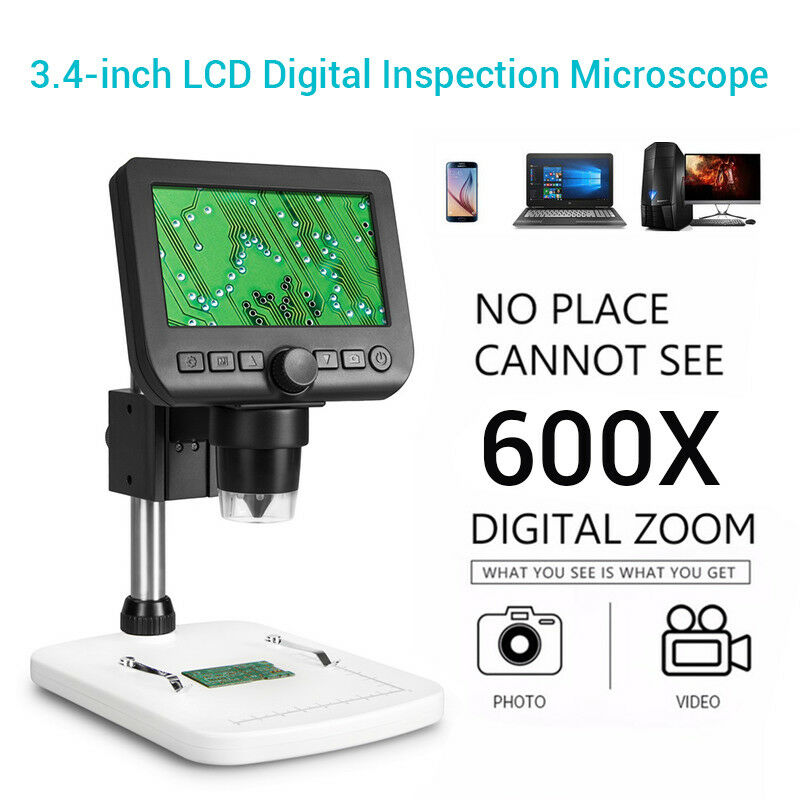 4.3 USB Digital Microscope Camera Android Windows TV Endoscope Zoom Electronic4.3 USB Digital Microscope Camera Android Windows TV Endoscope Zoom Electronic