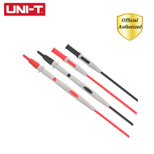 UNI-T UT-L16 Multimeter Connectors Accessories Probes Test Leads Double Insulated Silica Gel Wire Material