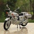 В Масштабе 1:12 Модель Мотоцикла Велосипед Toys HONDA Мотоциклов Модели Dream CB750 ЧЕТЫРЕ Литья Под Давлением Металл Мотоциклов Модель Игрушки Коллекция