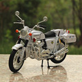 1:12 Scale Motorcycle Model Bike Toys HONDA Model Motorcycles Dream CB750 FOUR Diecast Metal Motorbike Model Toy Collection