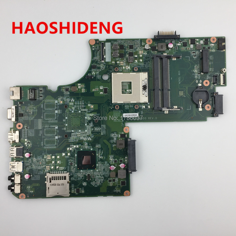 все цены на A000243940 DA0BD5MB8D0 for Toshiba Satellite L70 L75 S70 S75 series motherboard,All functions fully Tested !