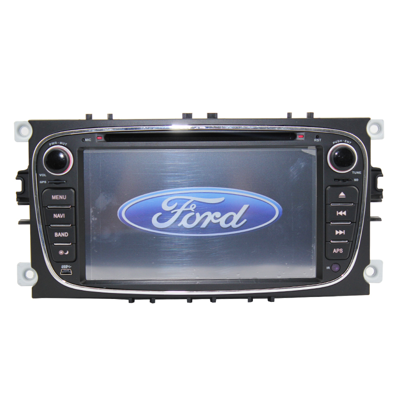 car dvd gps for ford focus mondeo 2010 2013 2014with radio. Black Bedroom Furniture Sets. Home Design Ideas