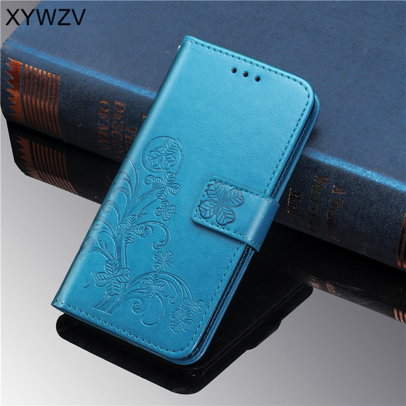 Image 2 - Huawei P Smart Z Case Soft Silicone Filp Wallet Shockproof Phone Case Card Holder Fundas For Huawei P Smart Z Cover P Smart Z-in Flip Cases from Cellphones & Telecommunications