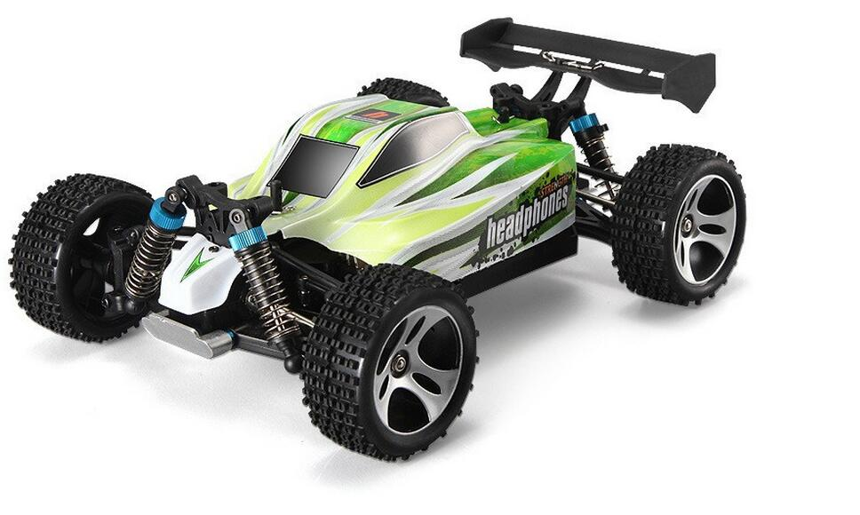 A959-B 1/18 4WD Buggy Off Road 1:18 RC Car 70km/h 2.4G Radio Control Truck RTR RC Buggy With Battery A959 Updated Version goolrc toys a959 a a959 b rc car 1 18 scale 2 4g 4wd electric rtr off road buggy rc cars suv toys radio remote control rc toy
