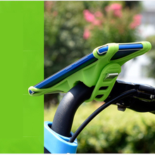 Sireck Bike Phone Holder For Smart Mobile Cell Handlebar Mount Bracket GPS Stand Bicycle