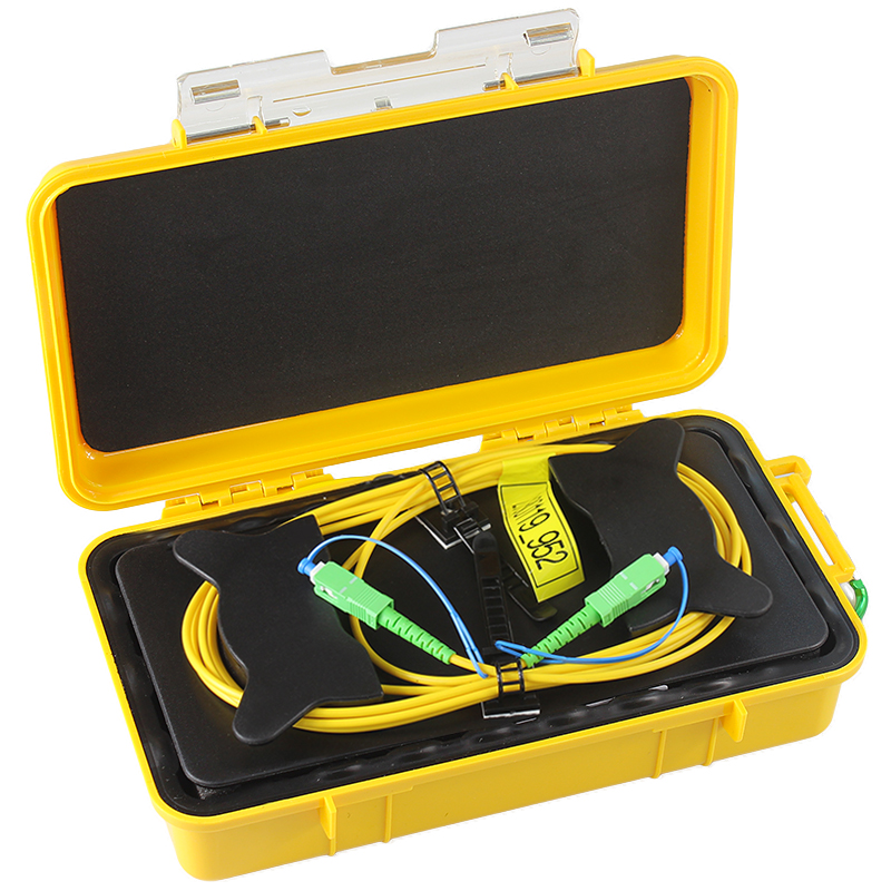 OTDR Dead Zone Eliminator,Fiber Rings ,Fiber Optic OTDR Launch Cable Box SM 1310/1550nm 1km LC/UPC-SC/UPCOTDR Dead Zone Eliminator,Fiber Rings ,Fiber Optic OTDR Launch Cable Box SM 1310/1550nm 1km LC/UPC-SC/UPC