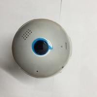 ir led FY-Q2 Panoramic 360 VR 960P 1.3MP HD IP Mini Camera Smart LED Lights Cam Starlight IR Night Vision Bulb Home Security Camera (3)