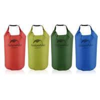 Naturehike Portable 5/15/20L Waterproof Bag Storage Dry Bag for Canoe Kayak Rafting Sports Outdoor Camping Travel Kit Equipment