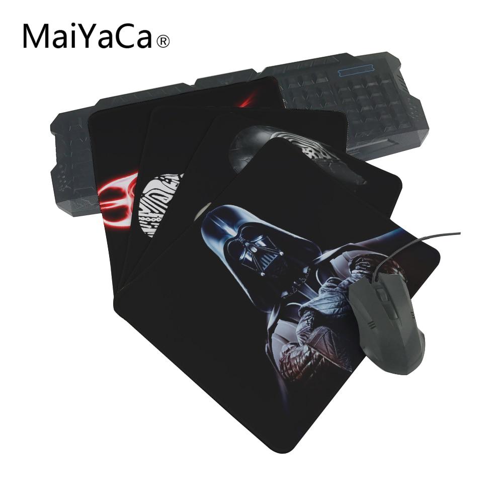 MaiYaCa Hot Star Wars Fun Muismat Met Randvergrendeling voor Internet - Computerrandapparatuur - Foto 1