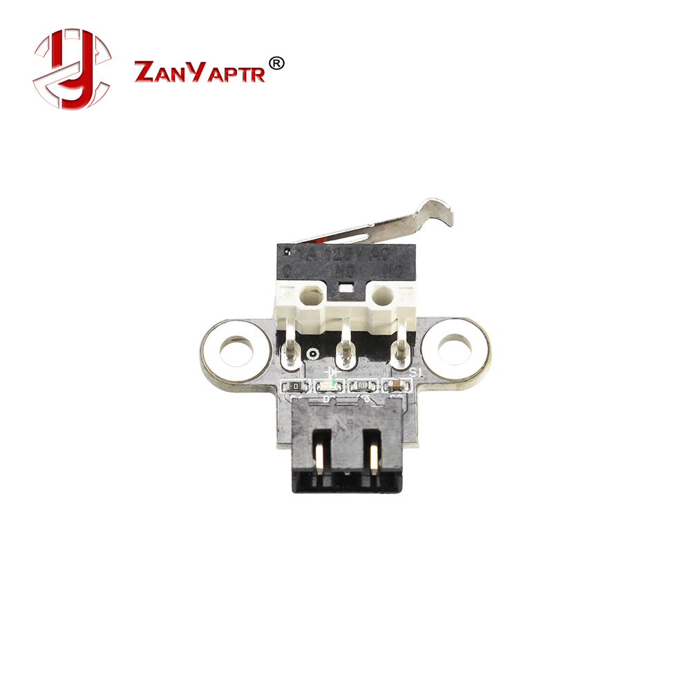 1Pc Motherboard Accessories 3D Printer Mechanical Limit Switch Endstop Horizontal Touch Stroke Reset