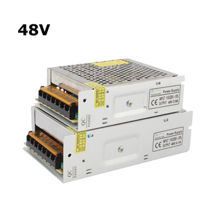 Image 5 - Fonte de alimentação 12 v led driver adaptador ac dc 24 v 5 volts 36 volts transformador eletrônico