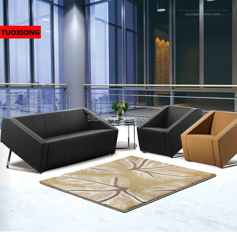 creative office sofa set bar barber salon furniture ...