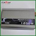 TBE 1200 W DC 12 V para AC 220 V & DC 5 V Modificado Sine Wave USB Car Boat Power Inverter TBE-1200W
