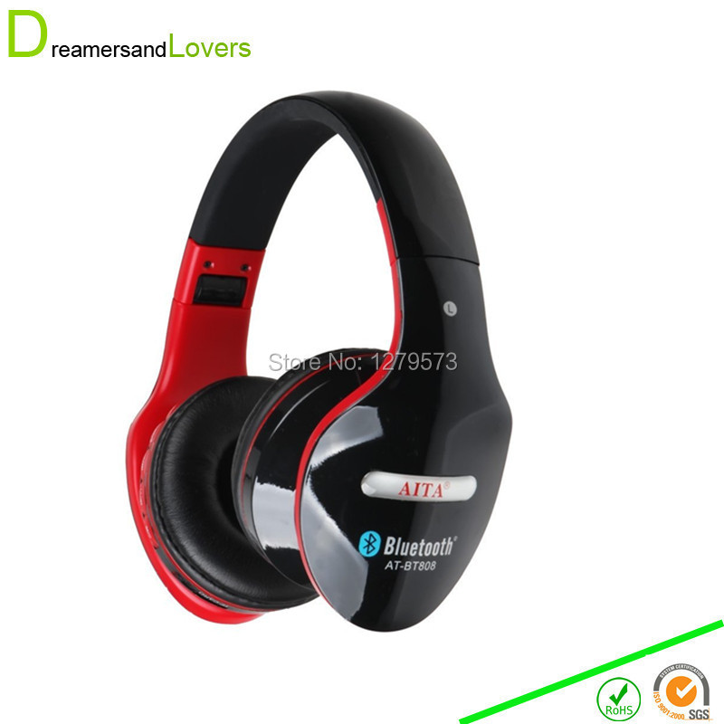 Wireless Headsets, Bluetooth High Definition Stereo Headphones with Mic, Support TF Card for Iphone Samsung Computer PC MP3 MP4 yk h1 wireless bluetooth headphones 4 1 stereo sport headsets with microphone support tf card fm radio for iphone for samsung