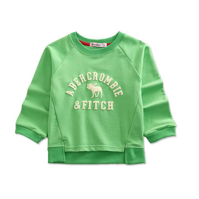 Crianças Camisetas Meninos Meninas t-shirts de impressão inferior assimétrica malha Terry camisetas Raglan criança manga longa t-shirt tops Crianças