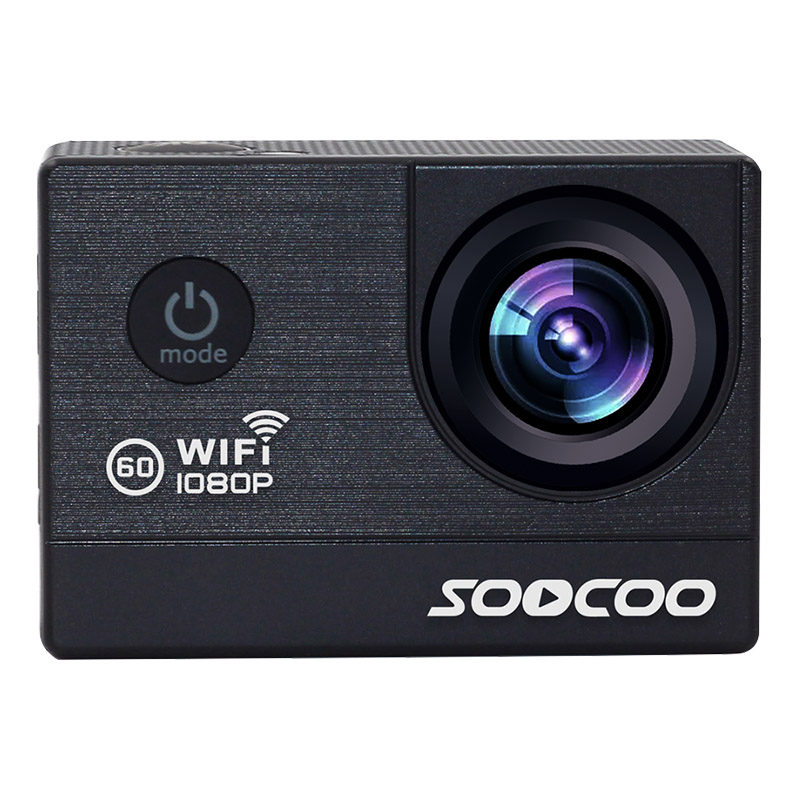 Unterhaltungselektronik Sport & Action-videokamera Soocoo C20 Action Kamera 2,0 1080 P 60fps Mini Kamera 16mp Wifi Action Kamera 30 Mt Wasserdichte 170 Weitwinkel Sport Camcorde Auswahlmaterialien
