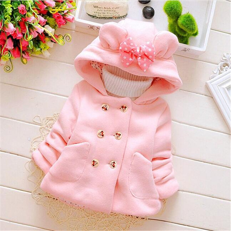 Minnie-Mouse-Autumn-Winter-Childrens-Clothing-Baby-Girls-Coats-Thick-Bow-Cute-Jacket-Children-Outerwear-Hooded-roupas-de-bebe-2