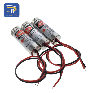 Image 5 - 650nm 5mW Red Point / Line / Cross Laser Module Head Glass Lens Focusable Focus Adjustable Laser Diode Head Industrial Class