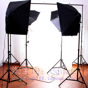 flash photography photo portrait photography equipment 4 lamp softbox reflective umbrella photography light set background CP 80cm speedlight flash reflective octagonal umbrella softbox black white