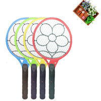 Electronic Mosquito Fly Swatter Racket Handheld Swat Home Killer Rechargeable