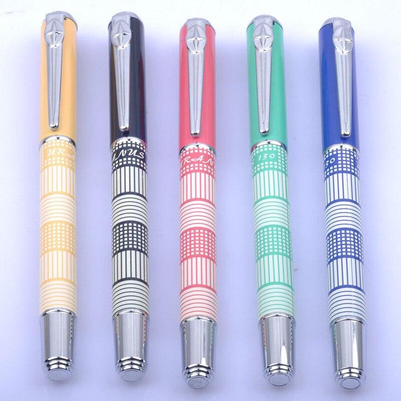 цена на Germany Duke 130 Scotland Style Series 1pc/lot Fountain Pen 0.5mm Iraurita Nib Student Writing Ink Pens with An Original Box