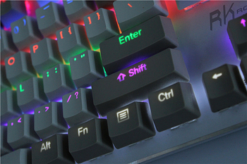 MP Cherry MX switch 108/87 Keys PBT Keycap Backlit Double Shot