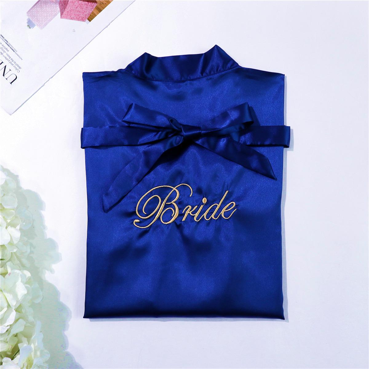 Bride - blue