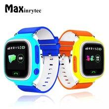 GPS Q90 Smart Baby Watch Phone With Sim Card WIFI Location SOS Call Tracker Children Anti