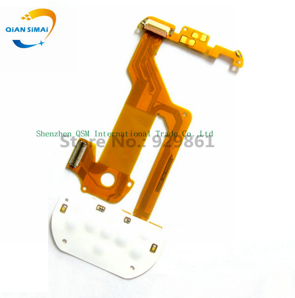 1PCS Flex Cable With Keypad Replacement For Nokia 7230 Phone