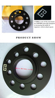 10 mm wheel lugs Aluminum Alloy wheel spacers 5 114.3 66.1 to 73.1 suit for INFINITI G35/G37/I30/I35/J30/M35,M45/Q45/EX35/FX35