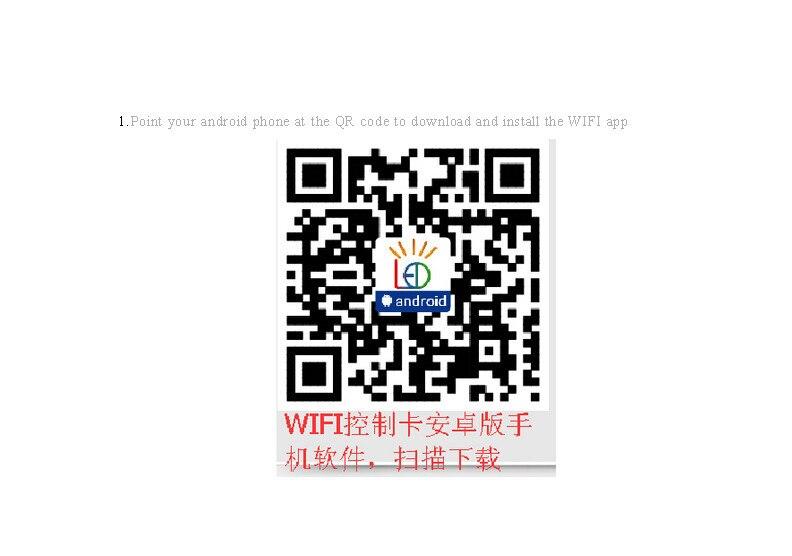 P5 wifi led placa de publicidade brilho