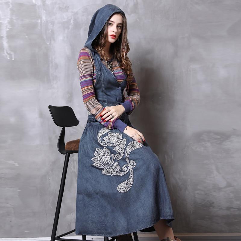 169462781f151 BIG SALE] Summer Dress 2017 Yuzi.may Boho New Cotton Linen Women ...
