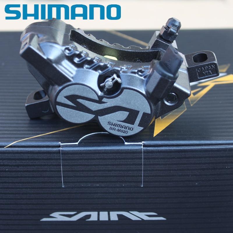 shimano Mountain Bikes AM DH FR SAINT M820 Brake Caliper Hydraulic Disc Brake BR M820 Four