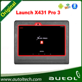 Launch X431 Pro3 is a brand new advanced automotive fault diagnostic tool based on Android system Support Wifi/Bluetooth