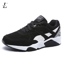 Compare Prices Man Sports Running Shoes Flat Trendy Walking Shoes Korean Cheap Breathable Comfortable Trainers Outdoor Lightweight Sneakers