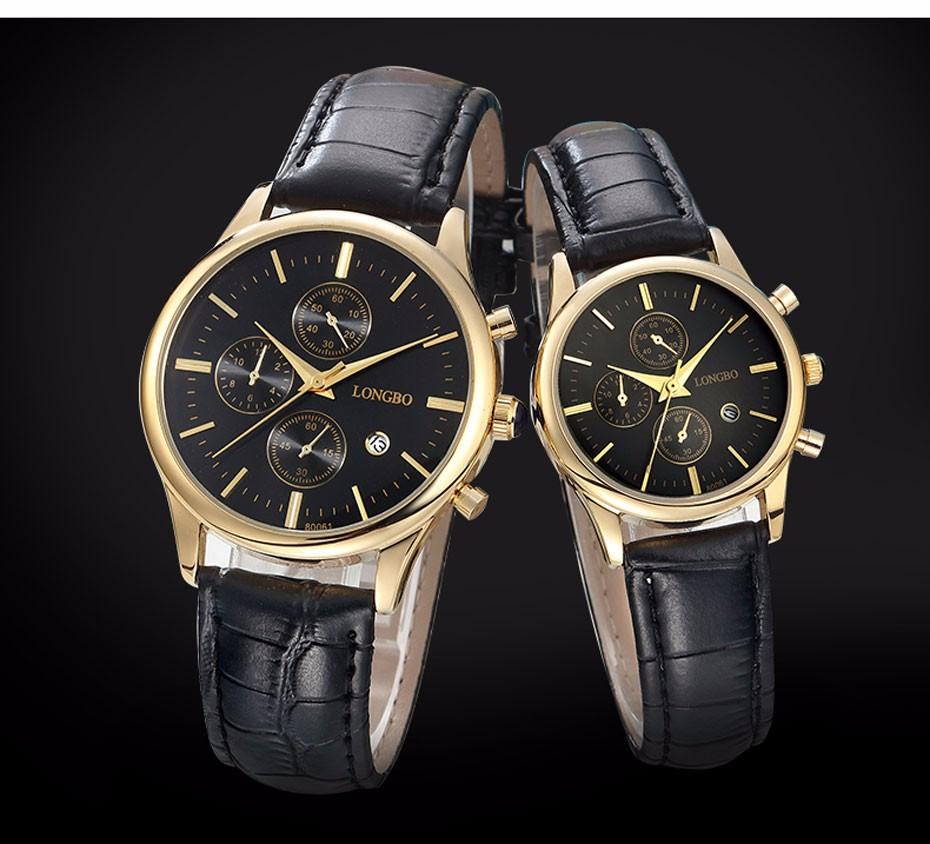 gold watch women