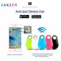 Anti-lost Alarm Smart Tag Wireless Bluetooth Tracker Child Bag Wallet Key Finder GPS Locator anti lost alarm itag