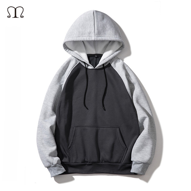 23037dd7d70 Men Hoodies and Sweatshirts 2018 Autumn Fashion Hoodie Male USA Large Size  Winter Warm Fleece Coat New Tracksuit Brand Clothing