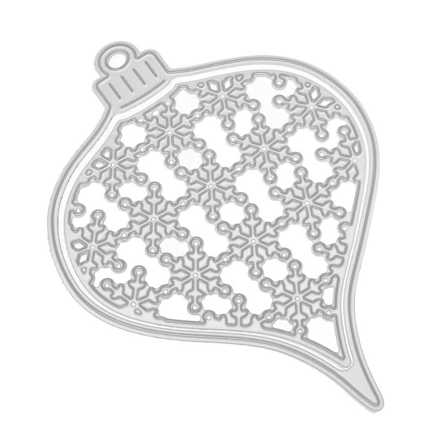 House Lc New Merry Christmas Metal Cutting Dies Stencils Scrapbooking Embossing DIY Crafts E 17Sep06 Dropshipping