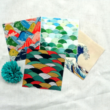 15*15cm Oil painting style Patchwork Cotton Fabric Scrapbooking Cloth For Handmade Gift