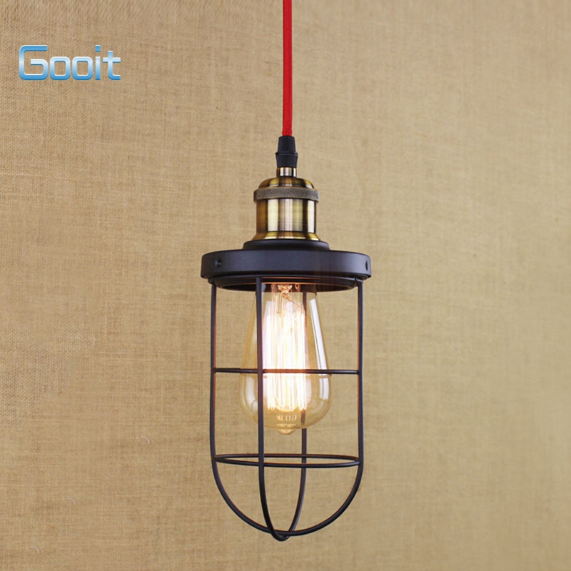 American Arts industry originality lamps Retro Industrial Droplight Edison lights chimney pendant lamp for dinning room 110-240V edison inustrial loft vintage amber glass basin pendant lights lamp for cafe bar hall bedroom club dining room droplight decor