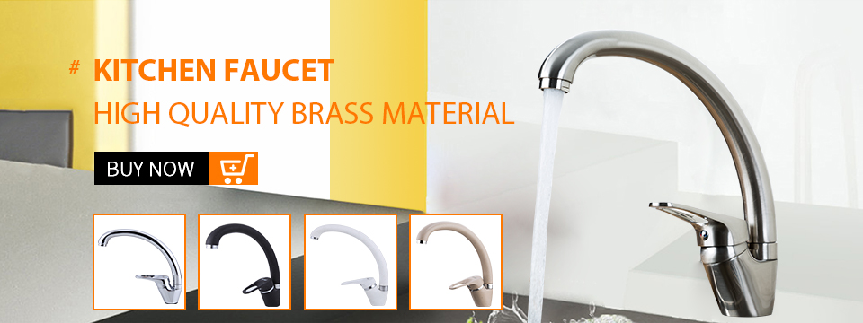 HTB1skHDaEvrK1RjSspcq6zzSXXaz FRAP Brass 5 color Kitchen sink faucet Mixer Cold And Hot Single Handle Swivel Spout Kitchen Water Sink Mixer Tap Faucets F4113