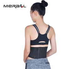 лучшая цена Tourmaline Self-heating Posture Corrector Waist Back Support Belt Magnetic Therapy Back Pain Relieve Low Waist Lumbar Massage