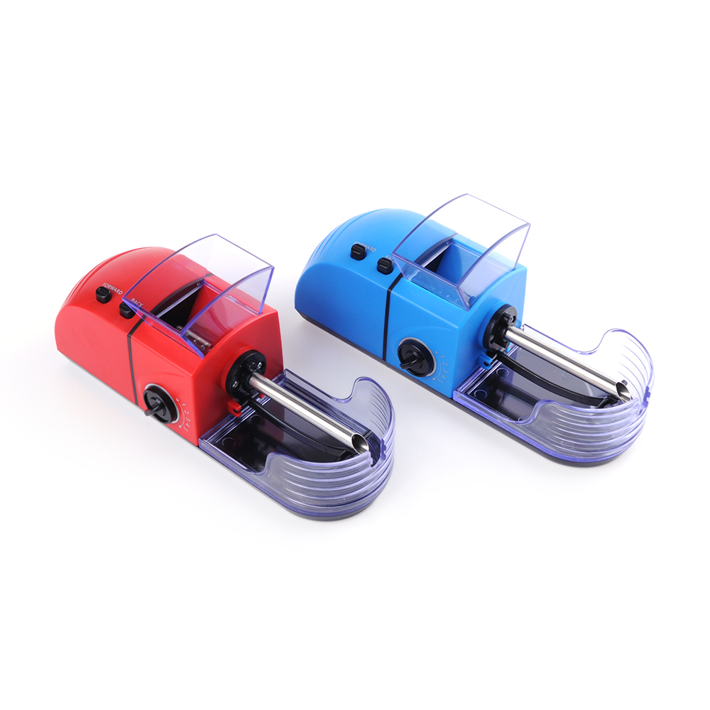 1pc Electric Easy Automatic Cigarette Rolling Machine Tobacco Injector Maker Roller Drop Shipping