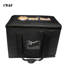 30L cooler bag extra large capacity thermal  bag oxford thicker picnic lunch bag bolsa termica